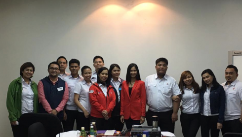 Powerful Presentation Skills Training for Mitsubishi Motors Philippines Corporation