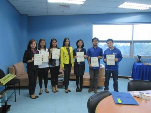 Powerful Presentation Skills Workshop for the Malayan Colleges Laguna
