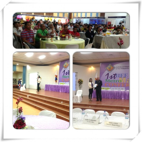 Effective Presentation Skills Talk at the Institute of Integrated Electrical Engineers Metro Manila Conference
