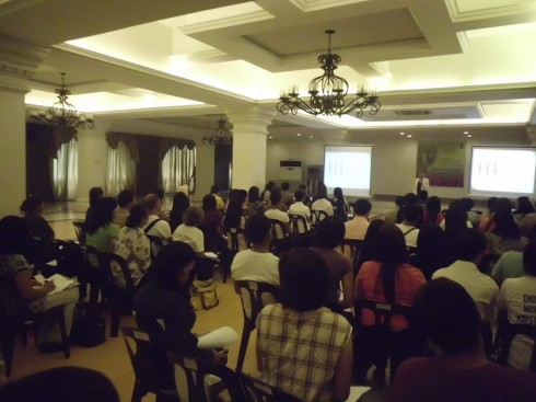 Personality Development Talk for the Diocese of Novaliches