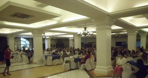 Personality Development Talk for the Roman Catholic Bishop of Novaliches (RCBN) – Educational System