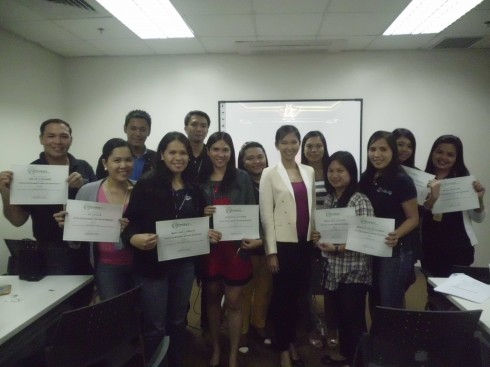 Effective Business Writing Workshop for Makati Development Corporation
