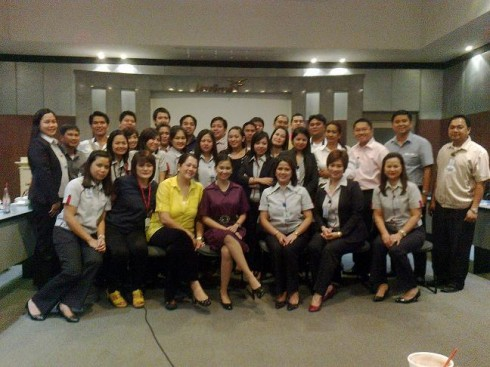 Effective Business Writing Workshop for the Laus Group Holdings