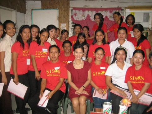 Effective Communication for Excellent Customer Service Workshop for Victory Liner's Sison Bus Stop and Restaurant