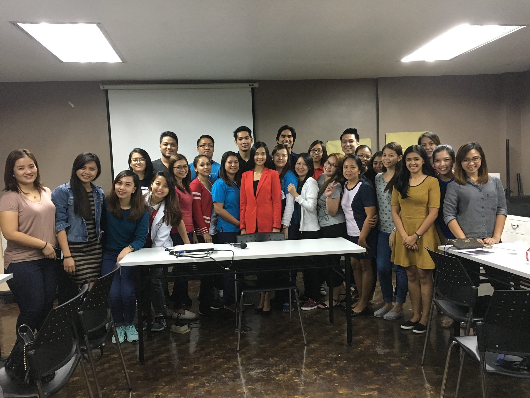 Effective Oral Communication Training for Cardinal Santos Medical Center