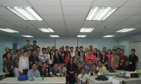 Basic Business Writing Workshop for Daiso Japan