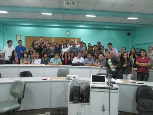 Effective Business Communication Workshop for Commission on Audit