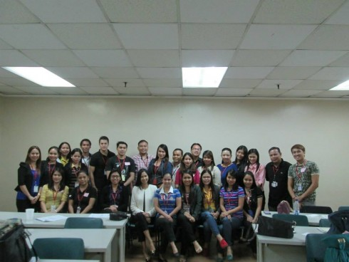 Professional Image Enhancement Workshop for Robinsons Retail Holdings
