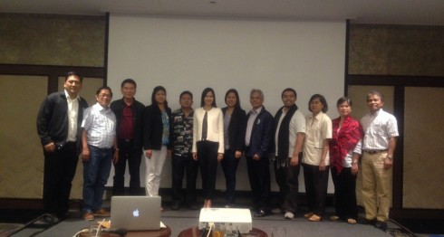 Powerful Presentation Skills Workshop for the Pollution Control Association of the Philippines, Inc.