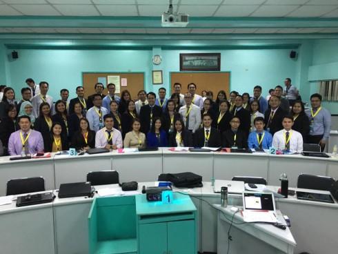 Communication Skills Seminar for Commission on Audit