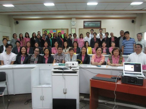 Communication and Empowerment Seminars for the Commission on Audit