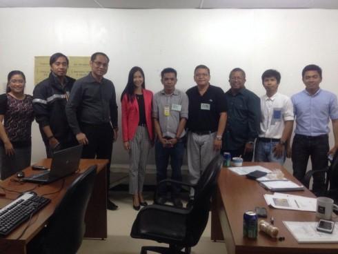 Powerful Presentation Skills Workshop for Makati Development Corporation, Cebu