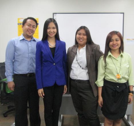 Powerful Presentation Skills Workshop for Makati Development Corporation