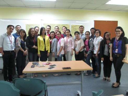 Conducting Successful Meetings Workshop for Robinsons Retail Holdings