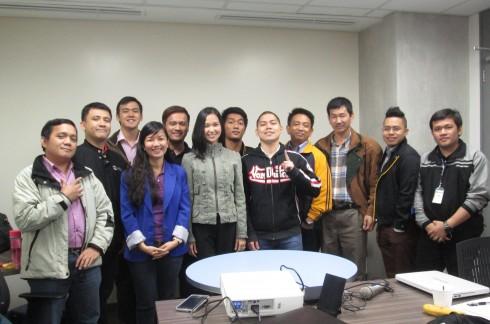 Train the Trainer Workshop for Makati Development Corporation