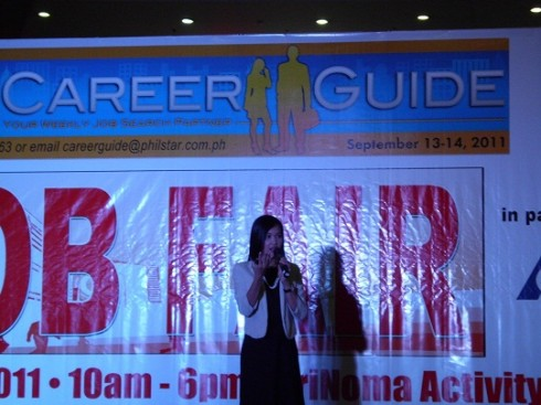 Crafting Winning Resumes and Acing Job Interview Talks at The Philippine Star's Job Fair