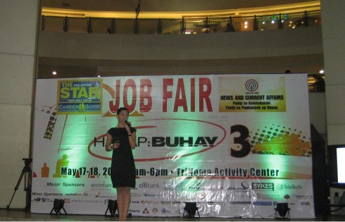 Crafting Winning Resumes and Acing Job Interviews Talks at The Philippine Star and ABS-CBN's Job Fair