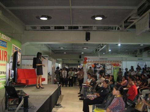 Acing Job Interviews through Effective Communication Talks at The Philippine Star's Job Fair
