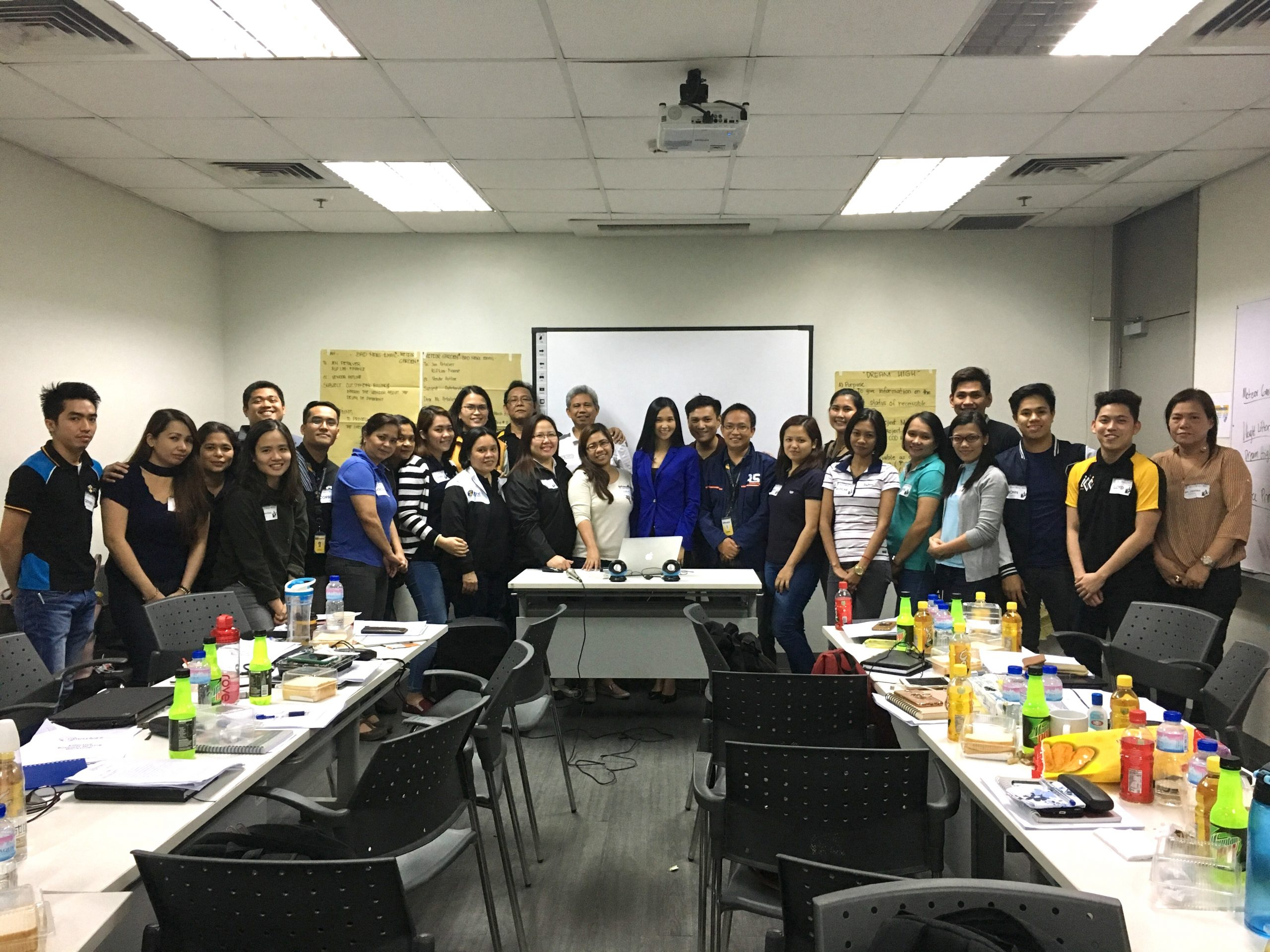 Effective Business Writing Workshop for the Finance Team of Makati Development Corporation