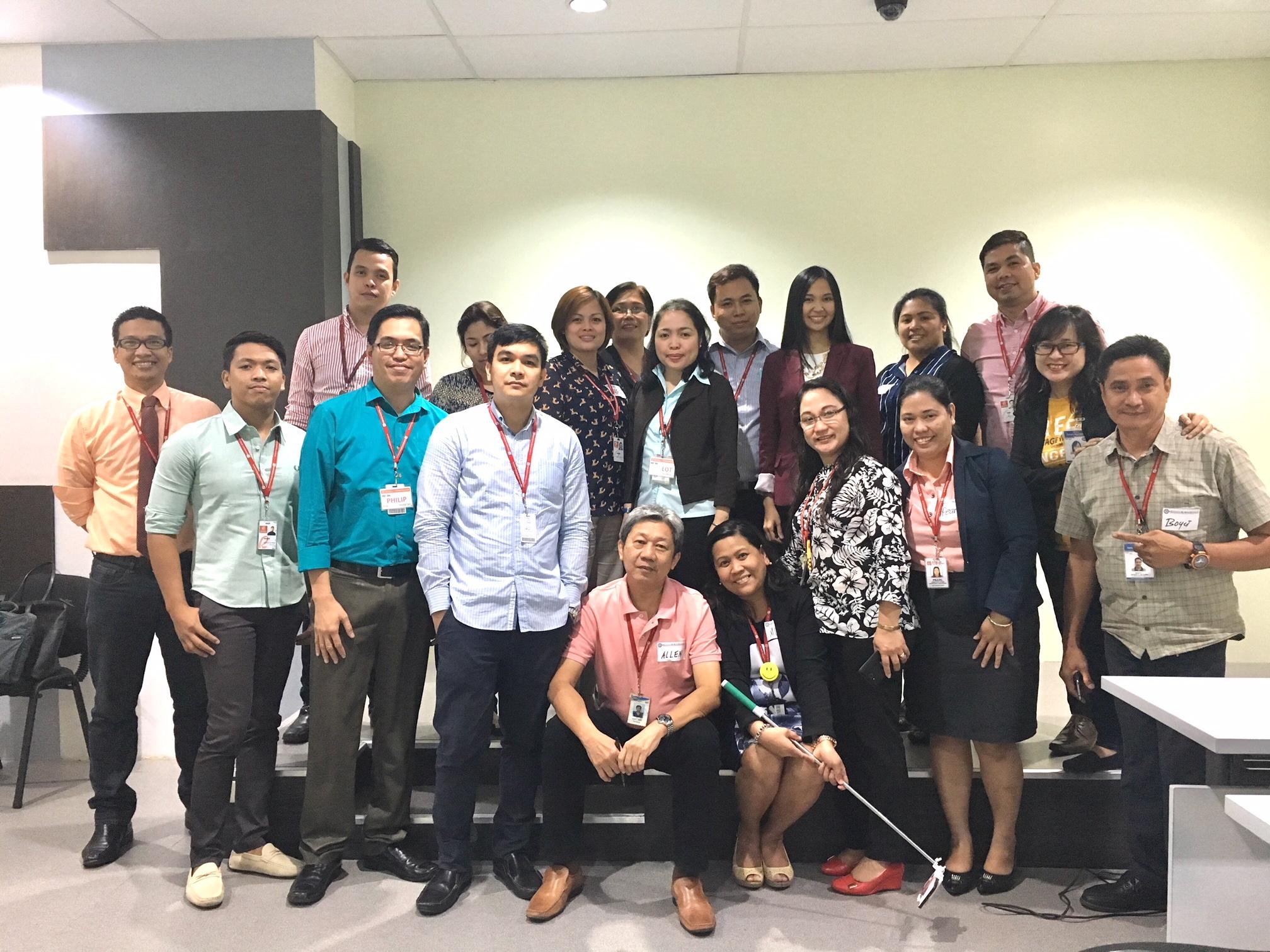 Effective Business Presentation Skills Workshop for Robinsons Retail Holdings